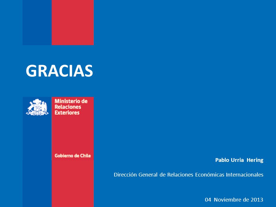 GRACIAS Pablo Urria Hering