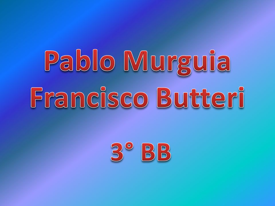 Pablo Murguia Francisco Butteri