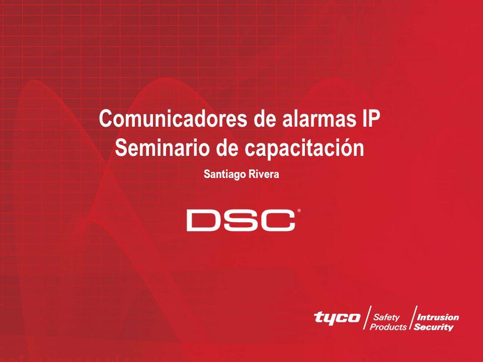 Comunicadores de alarmas IP Seminario de capacitación