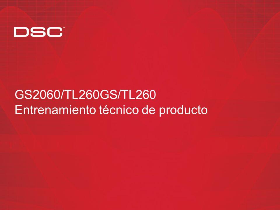 GS2060/TL260GS/TL260 Entrenamiento técnico de producto