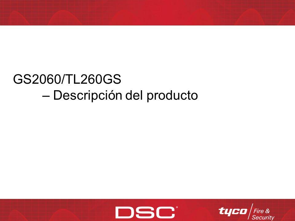 GS2060/TL260GS – Descripción del producto