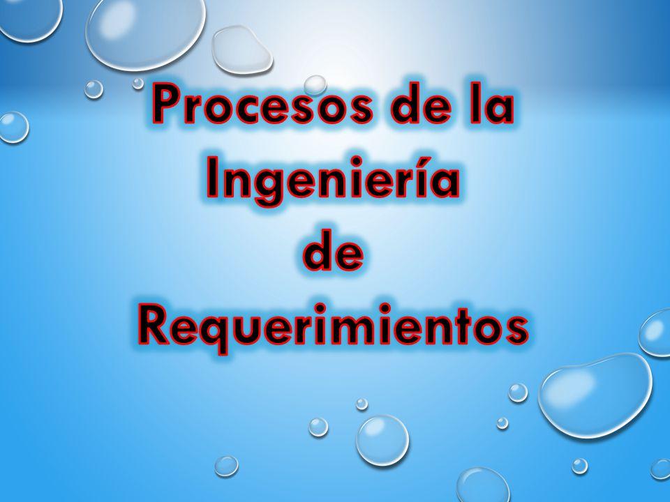 Procesos de la Ingeniería