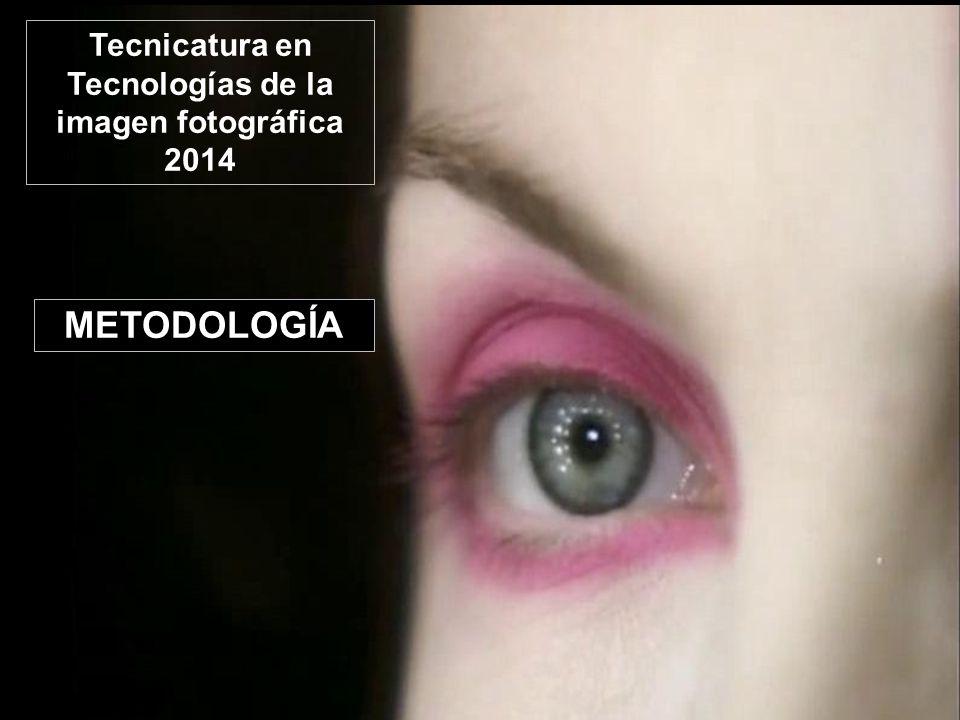 Tecnicatura en Tecnologías de la imagen fotográfica
