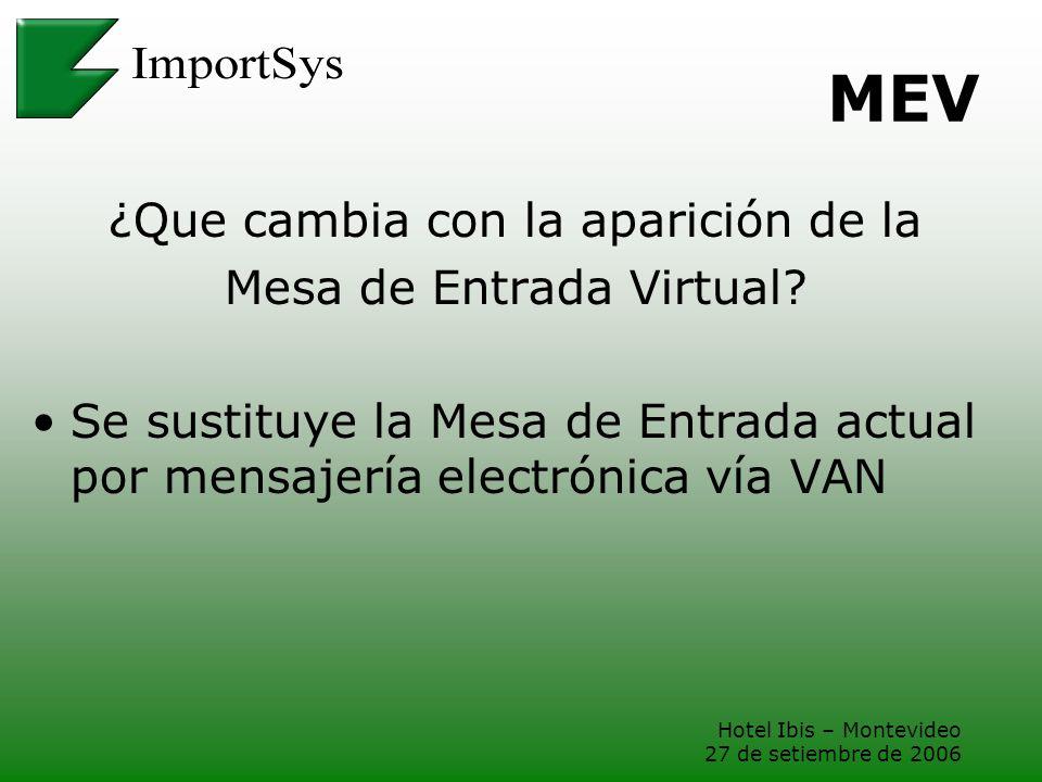 MEV ¿Que cambia con la aparición de la Mesa de Entrada Virtual