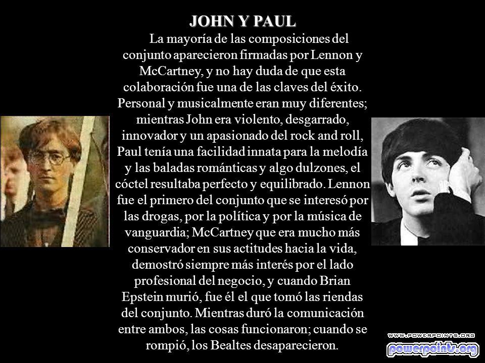 JOHN Y PAUL