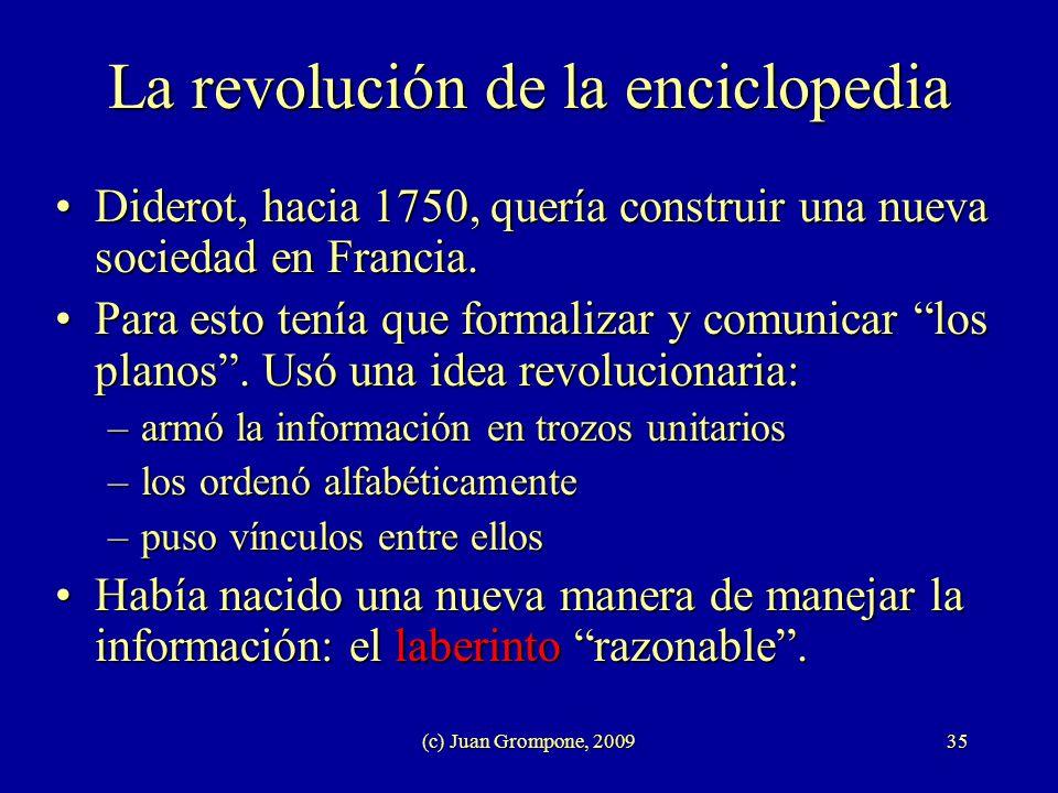 La revolución de la enciclopedia