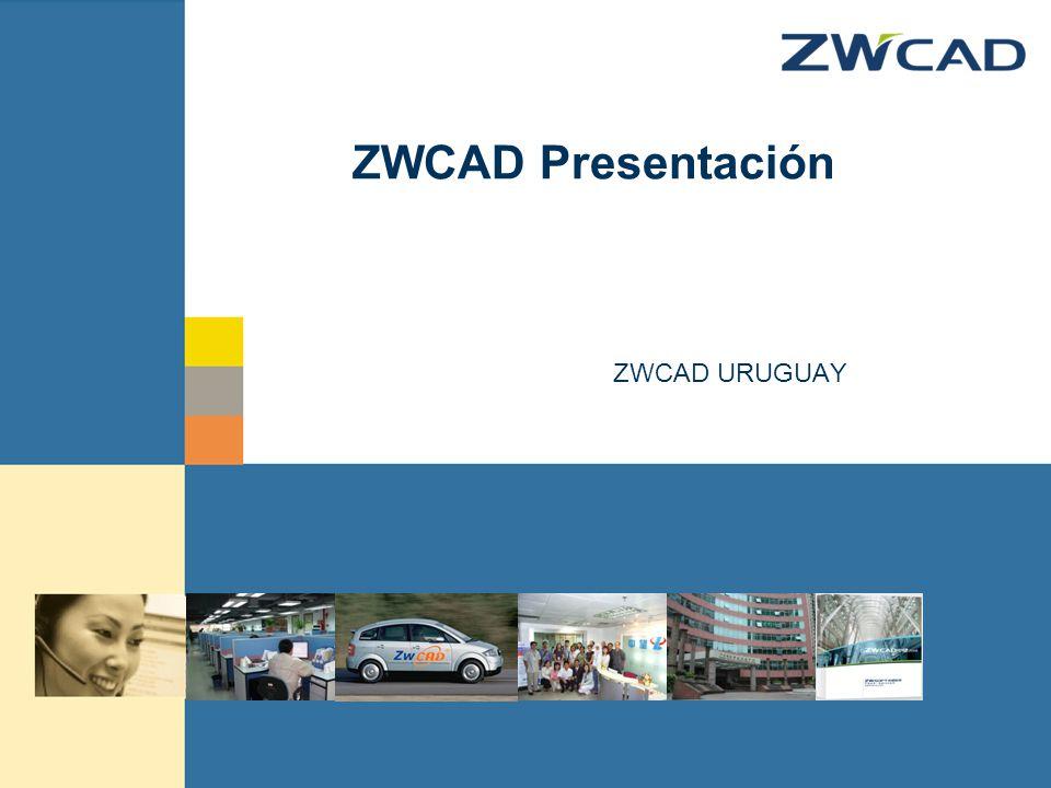 ZWCAD Presentación ZWCAD URUGUAY