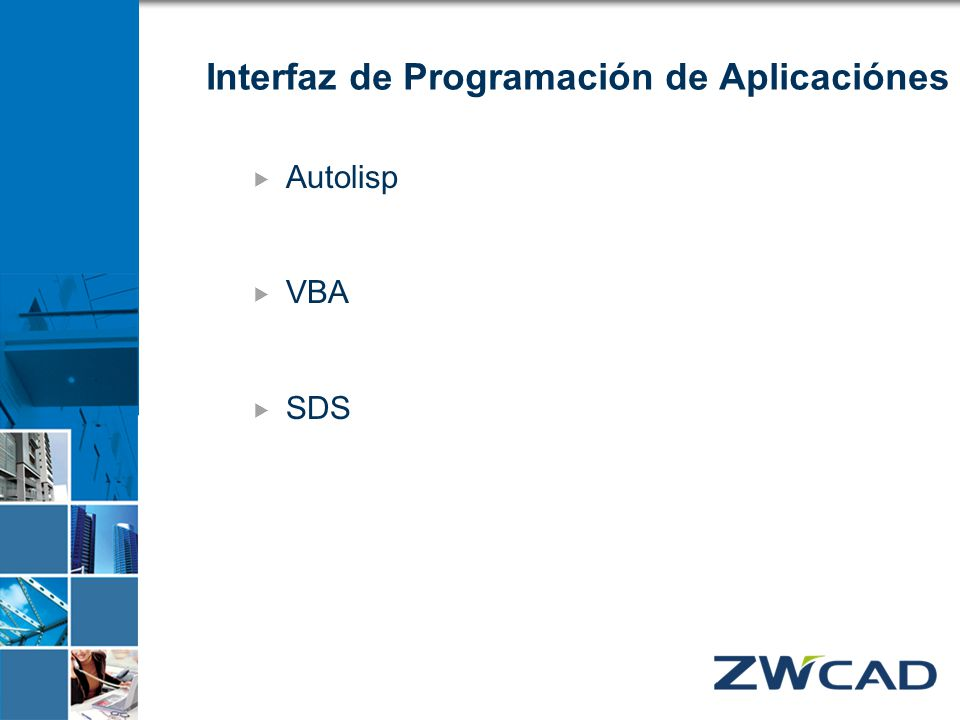 Interfaz de Programación de Aplicaciónes