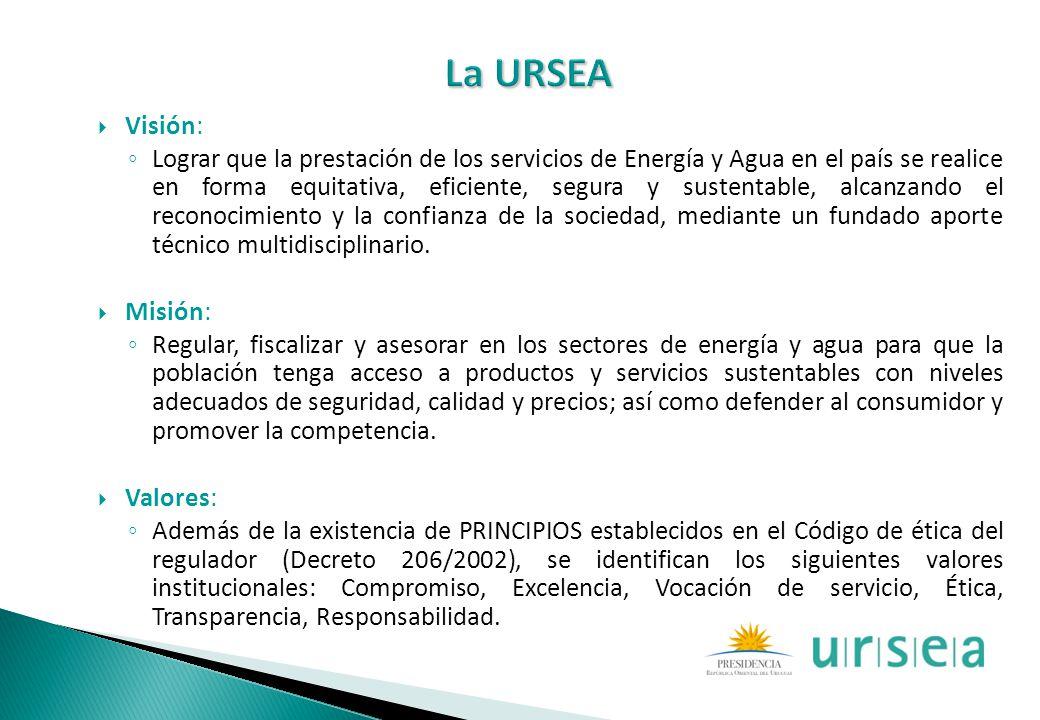La URSEA Visión: