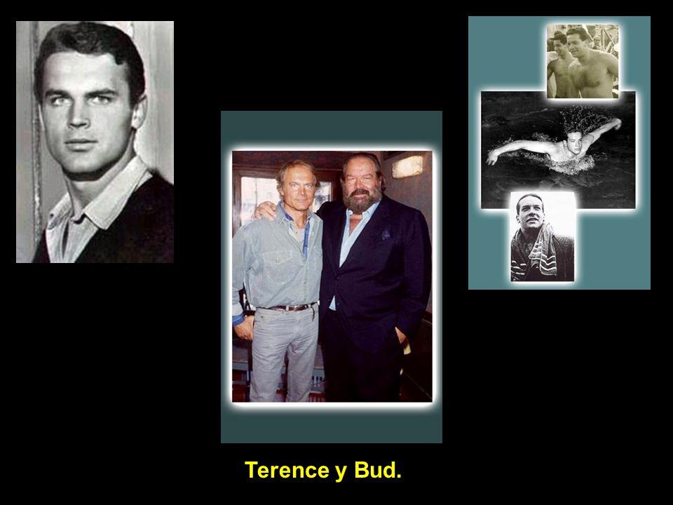 Terence y Bud.
