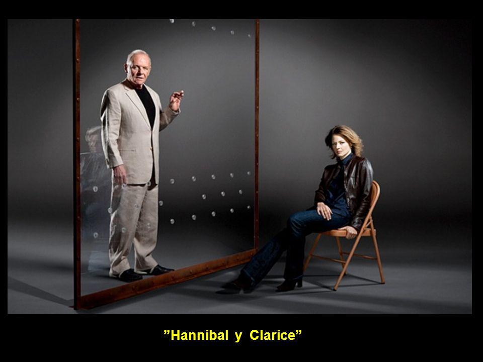 Hannibal y Clarice