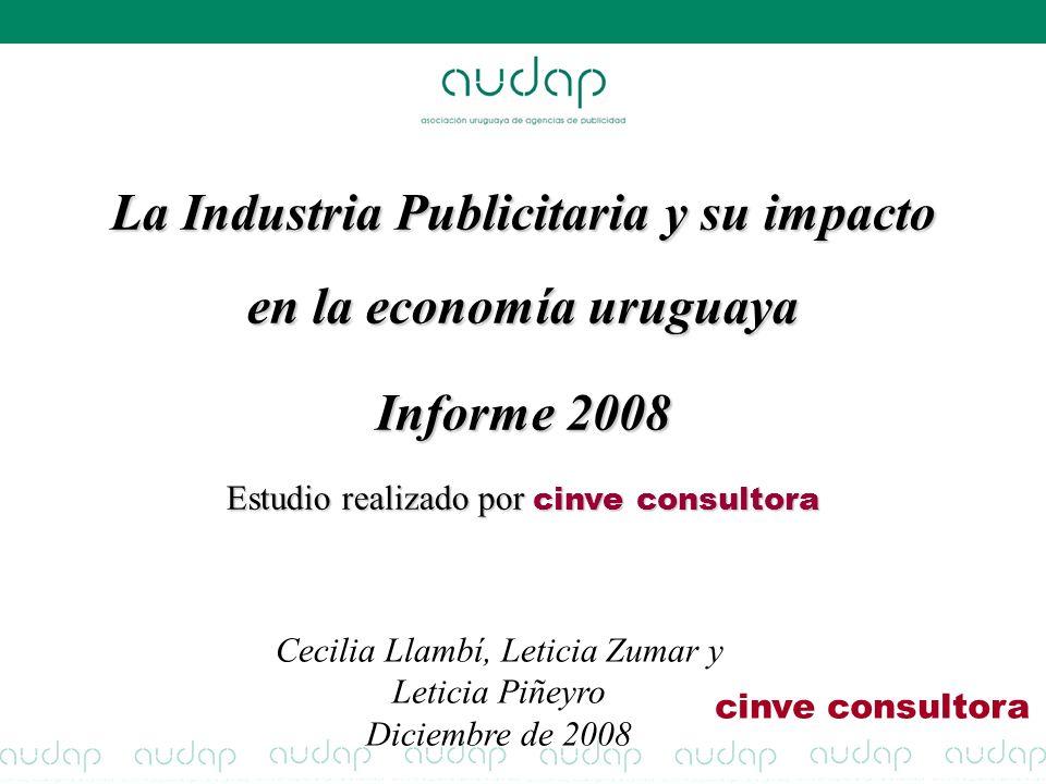 La Industria Publicitaria y su impacto en la economía uruguaya