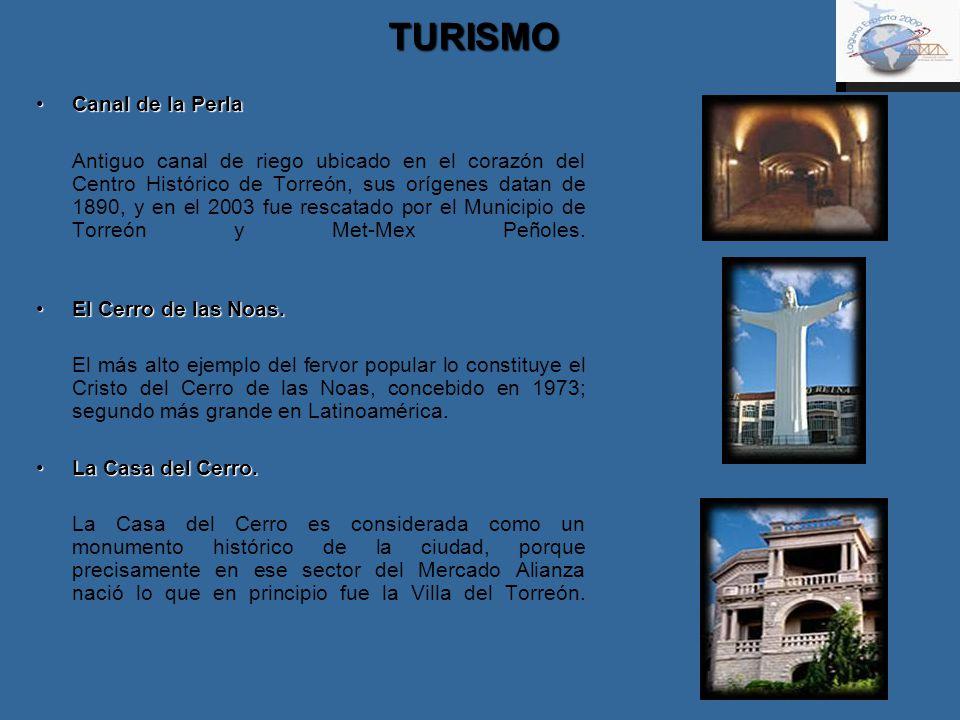 TURISMO Canal de la Perla