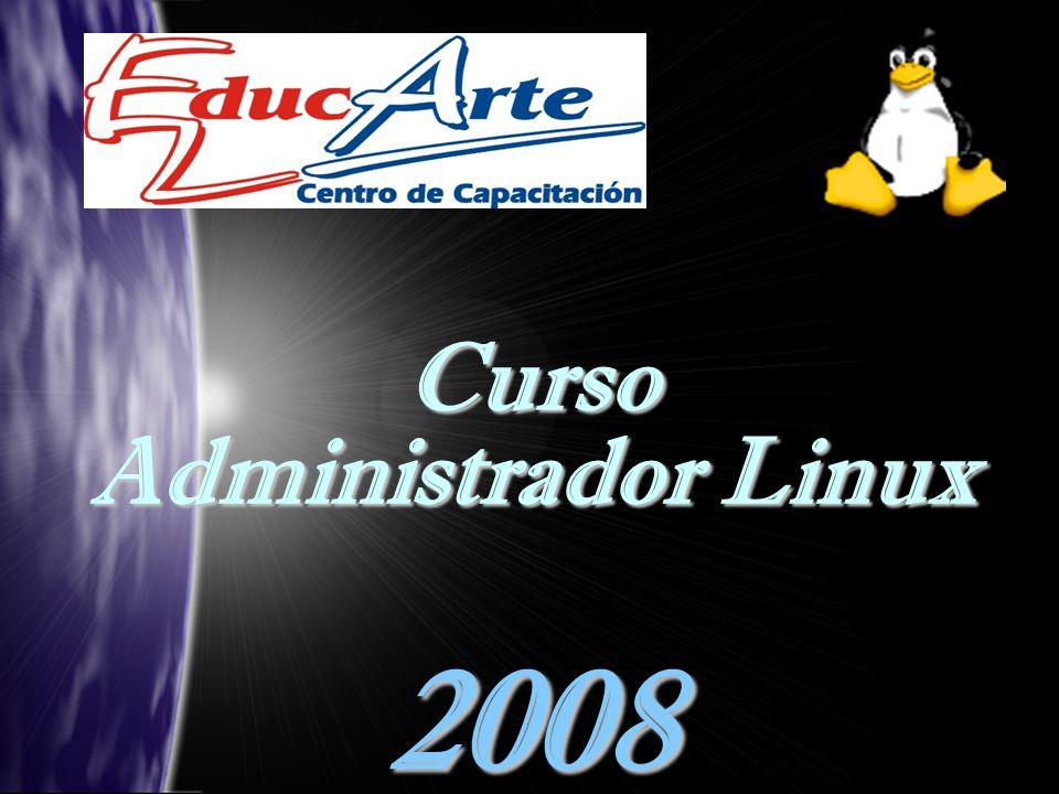 Curso Administrador Linux