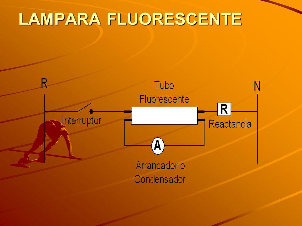 LAMPARA FLUORESCENTE