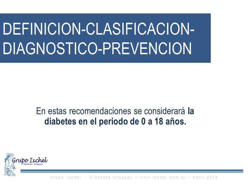 DEFINICION-CLASIFICACION-DIAGNOSTICO-PREVENCION