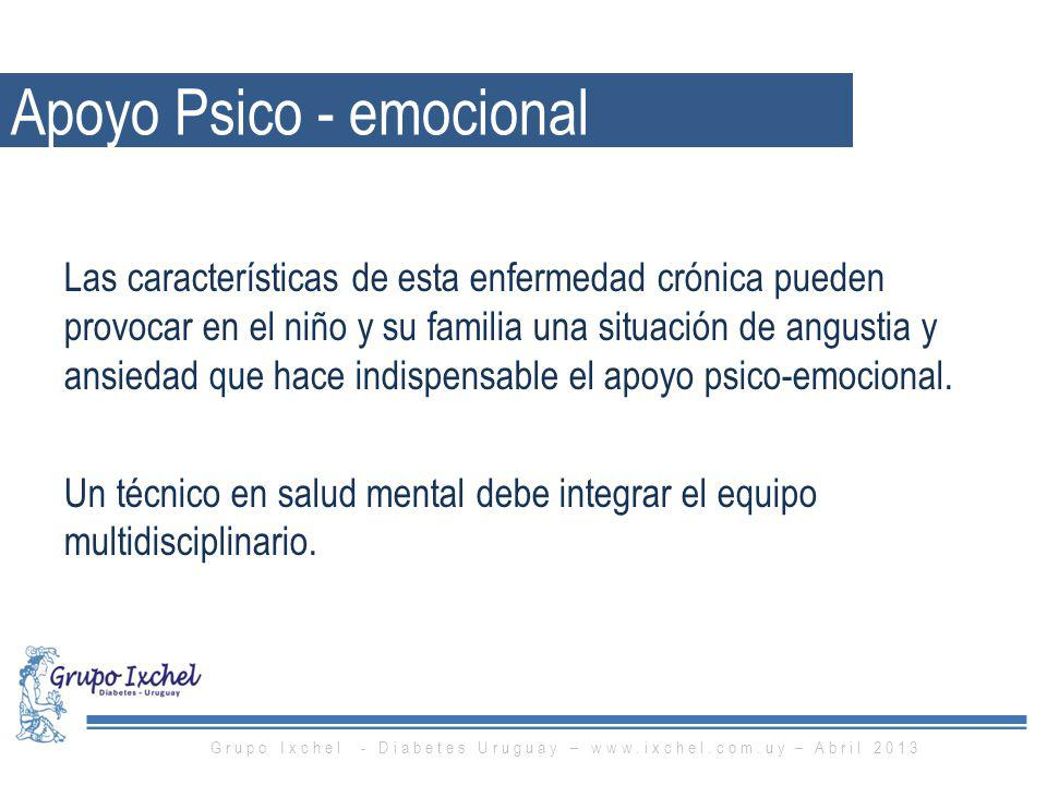 Apoyo Psico - emocional
