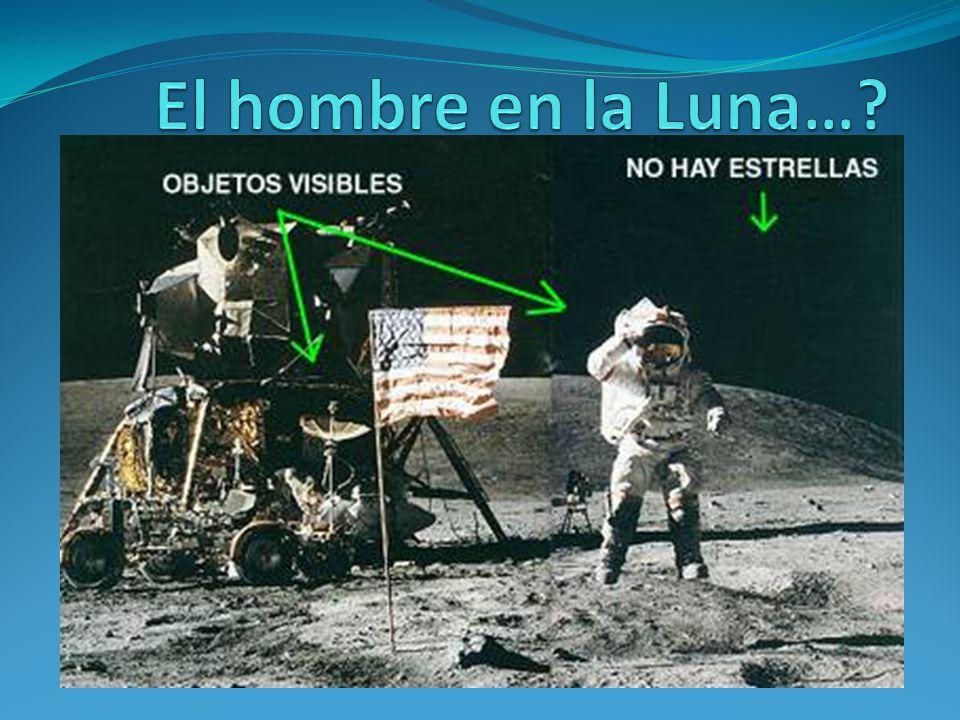 El hombre en la Luna…