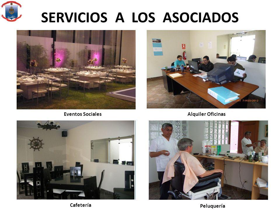 SERVICIOS A LOS ASOCIADOS