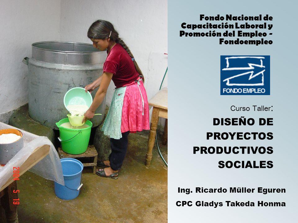 Fondo Nacional de Capacitación Laboral y Promoción del Empleo - Fondoempleo