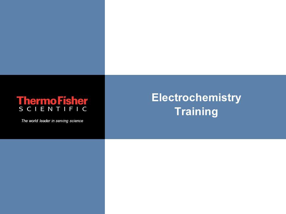 Electrochemistry Training