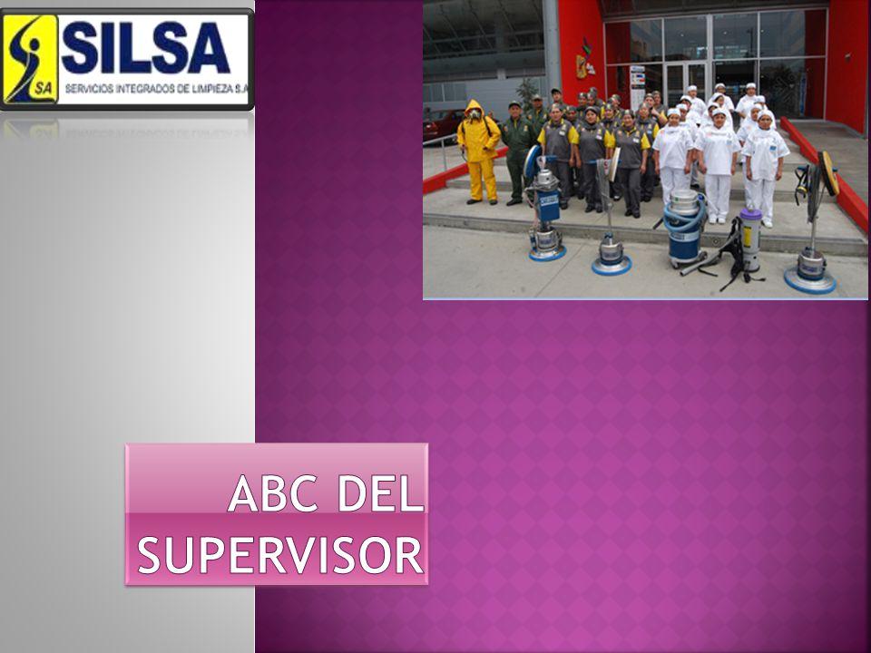 ABC DEL SUPERVISOR