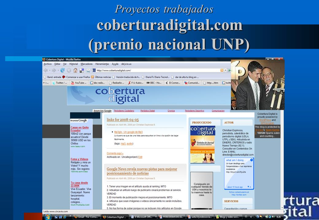 coberturadigital.com (premio nacional UNP)
