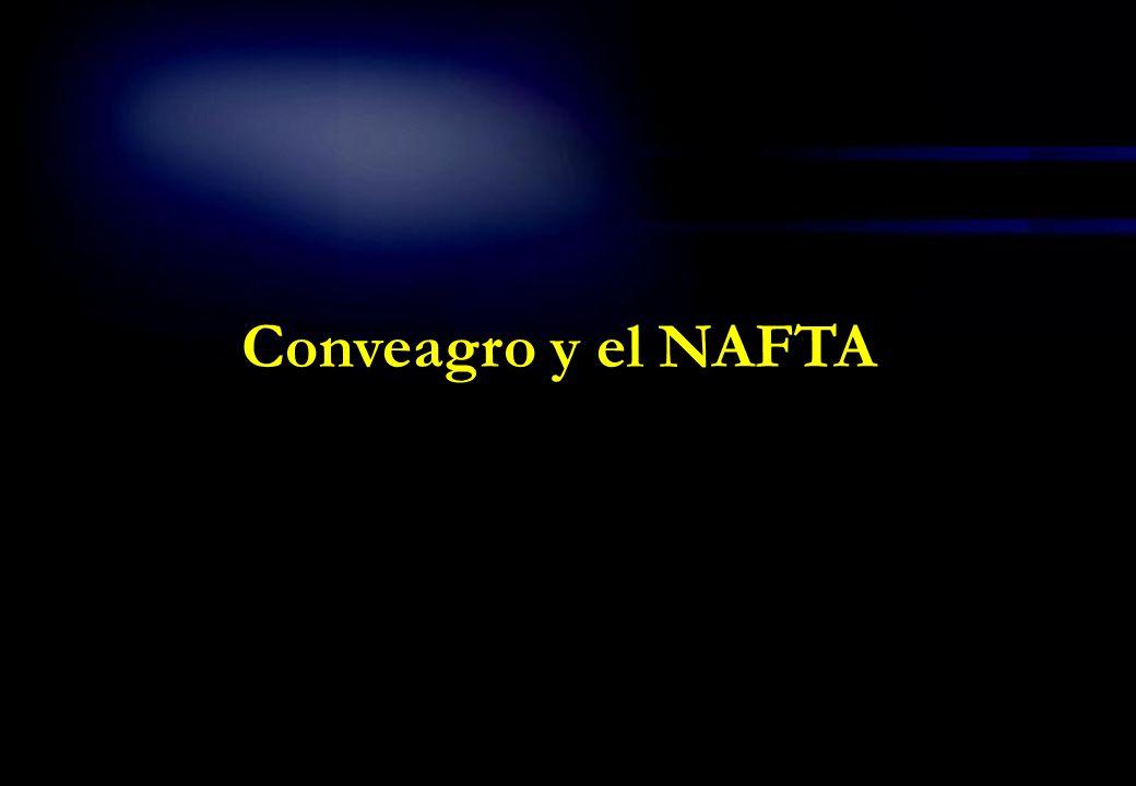 Conveagro y el NAFTA