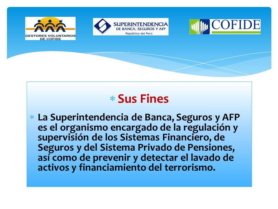 Sus Fines