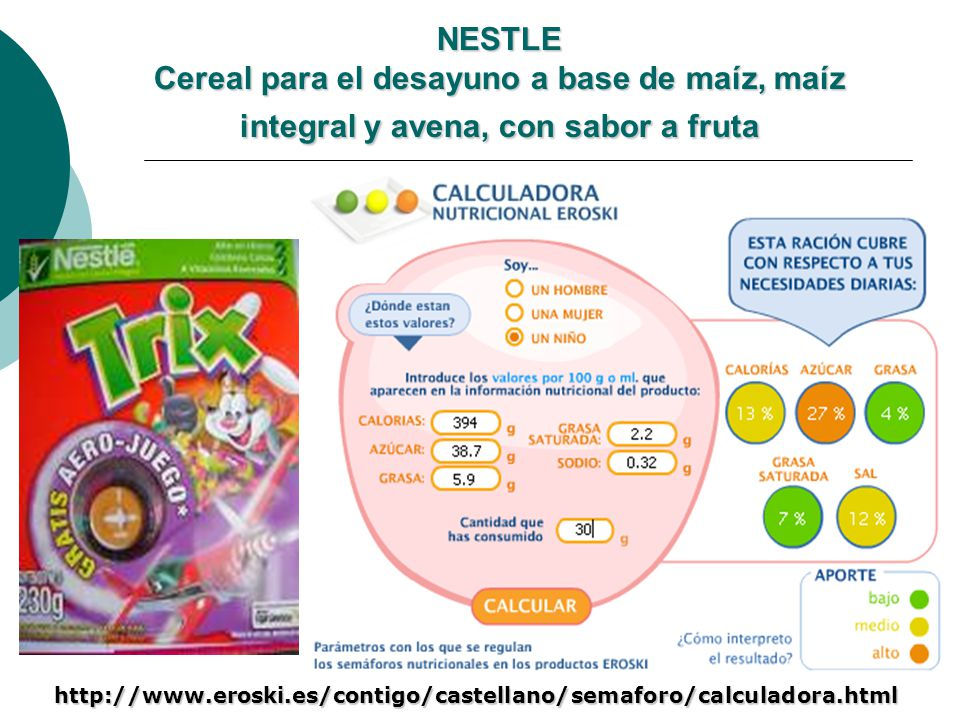 NESTLE Cereal para el desayuno a base de maíz, maíz integral y avena, con sabor a fruta