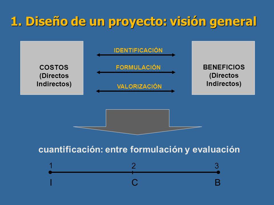 cuantificación: entre formulación y evaluación