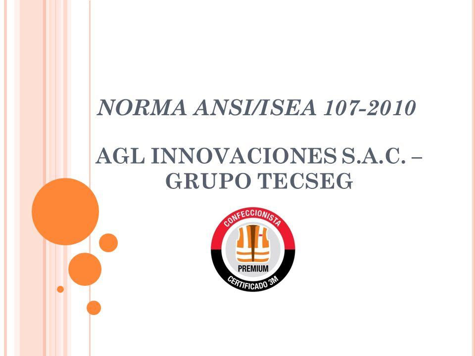 AGL INNOVACIONES S.A.C. – GRUPO TECSEG