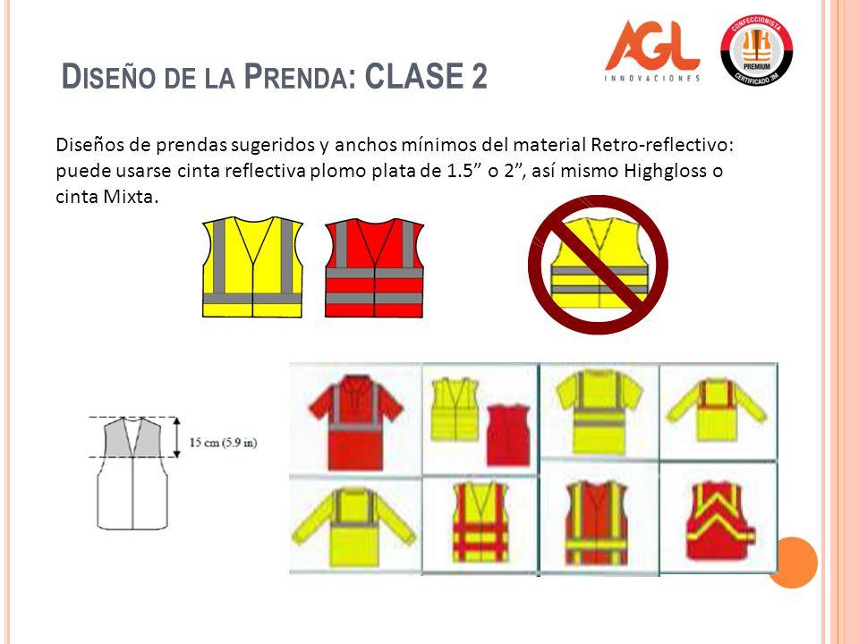 Diseño de la Prenda: CLASE 2