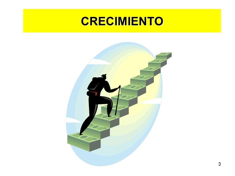 CRECIMIENTO