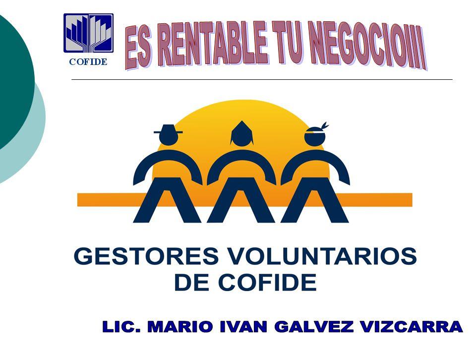 LIC. MARIO IVAN GALVEZ VIZCARRA