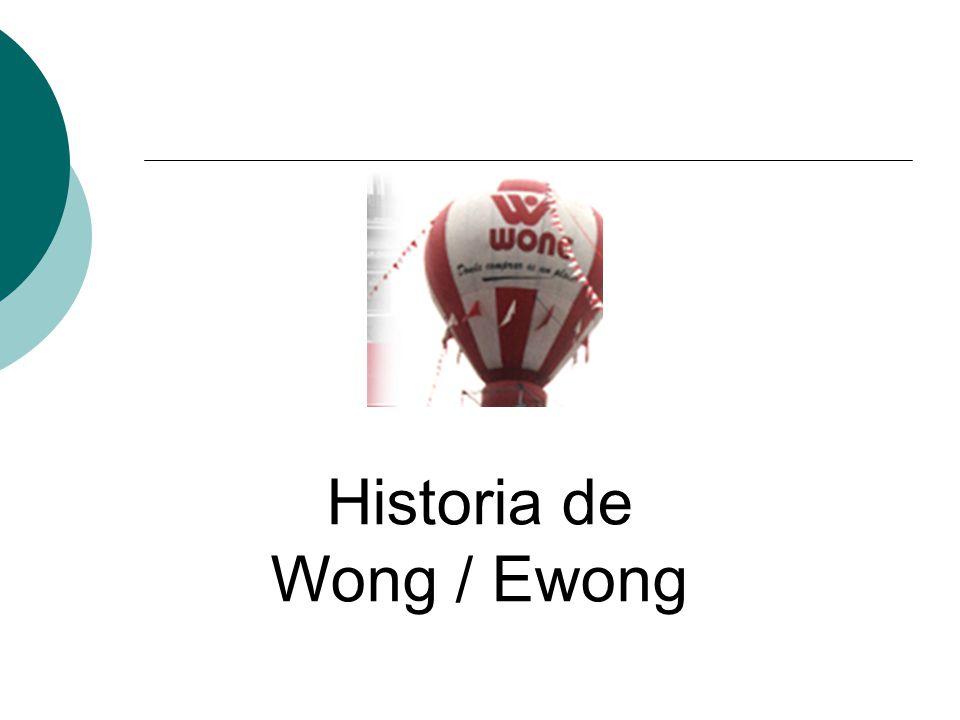 Historia de Wong / Ewong