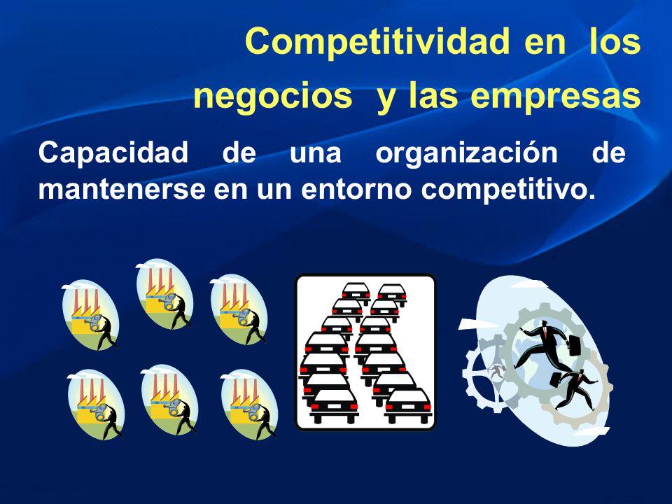 negocios y las empresas