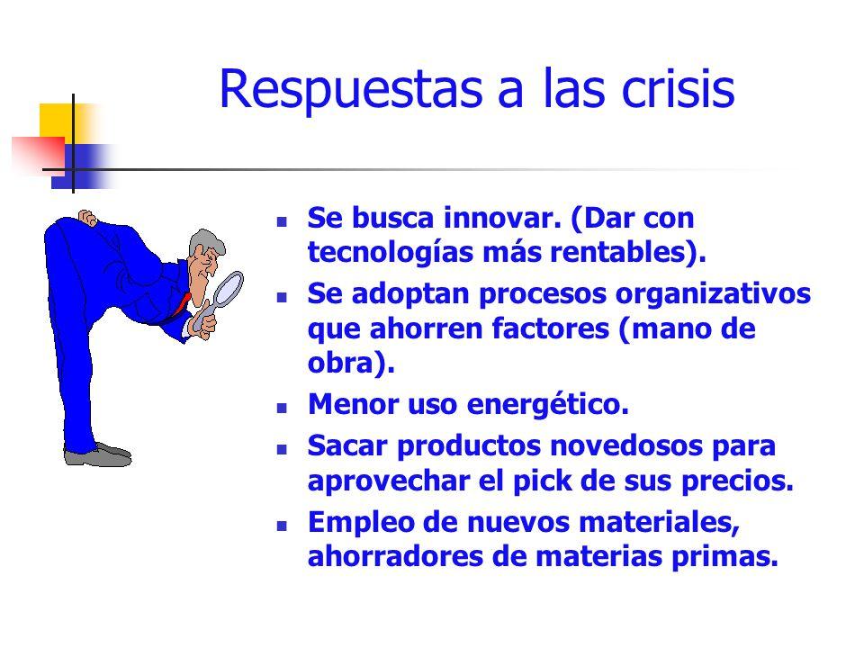Respuestas a las crisis