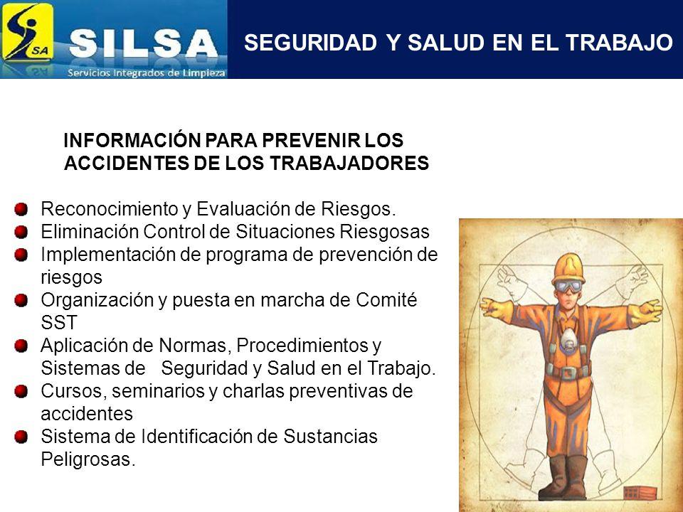 BIOSEGURIDAD SEGURIDAD Y SALUD EN EL TRABAJO