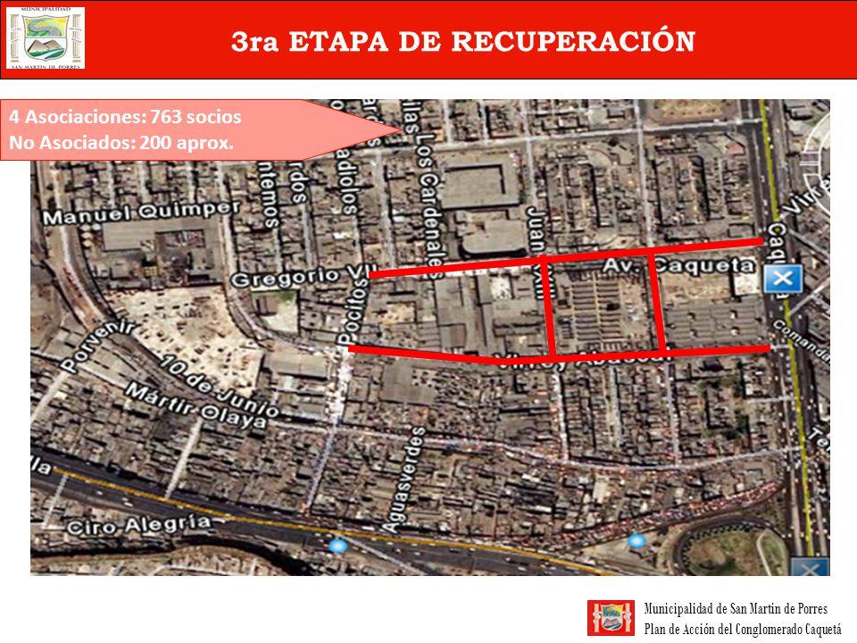 3ra ETAPA DE RECUPERACIÓN