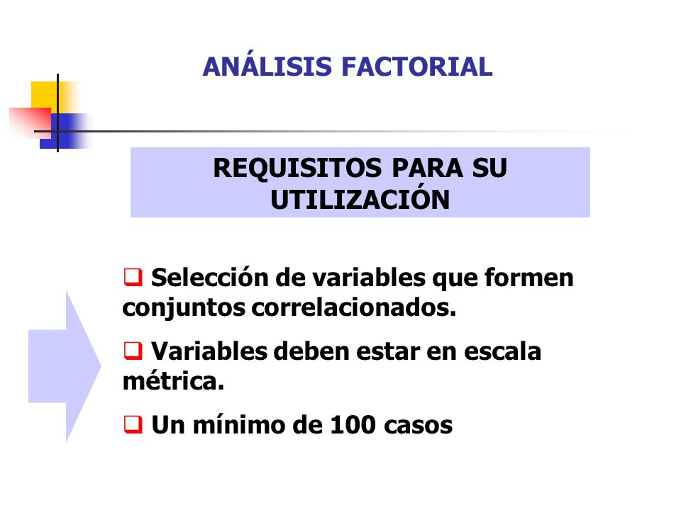 REQUISITOS PARA SU UTILIZACIÓN