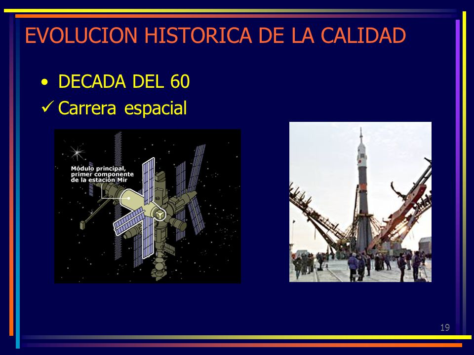 EVOLUCION HISTORICA DE LA CALIDAD