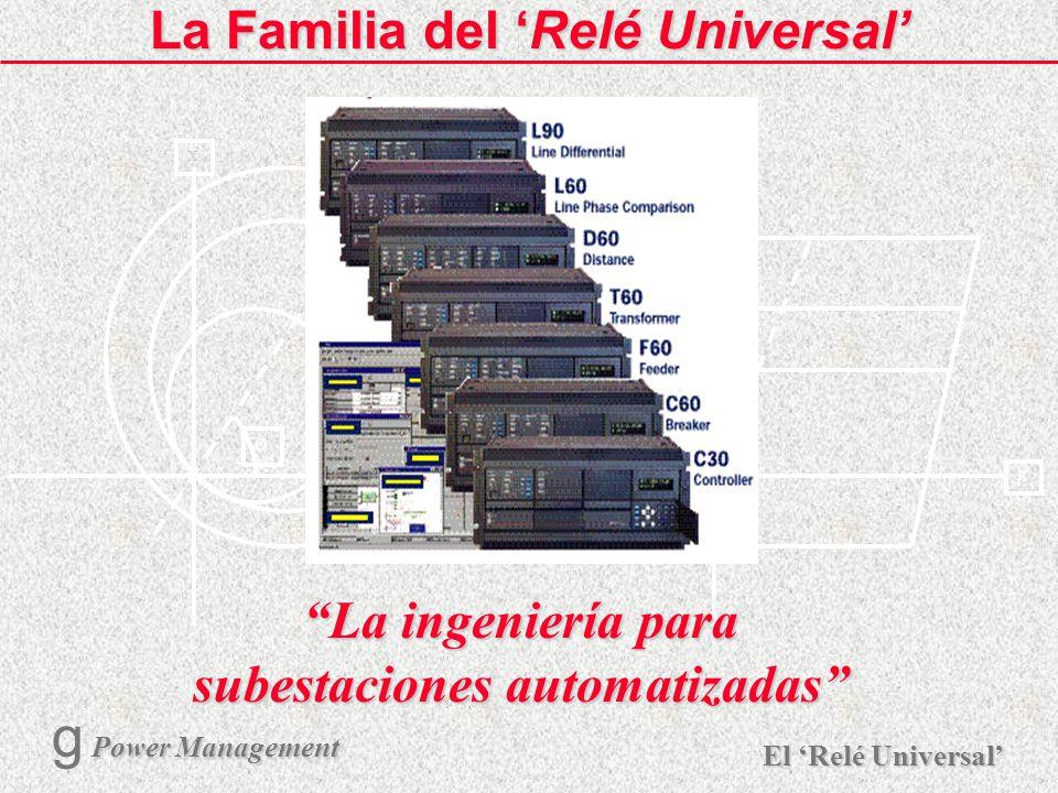 La Familia del 'Relé Universal'