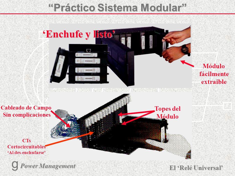 Práctico Sistema Modular