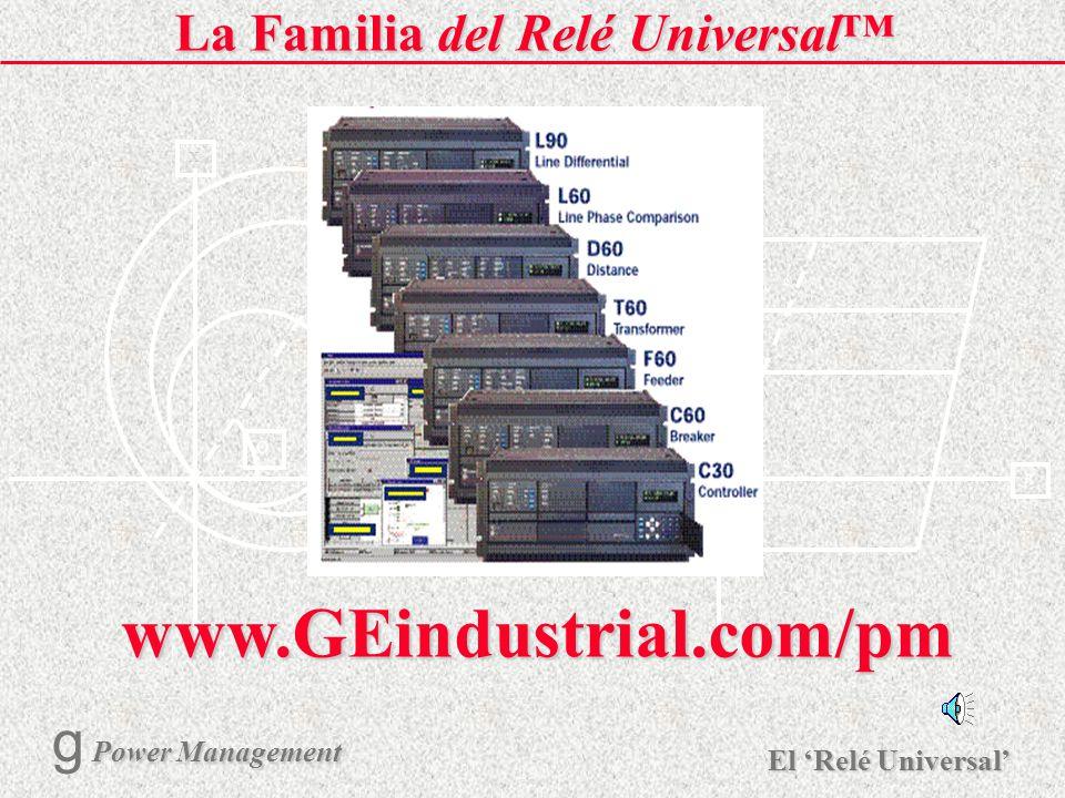 La Familia del Relé Universal™