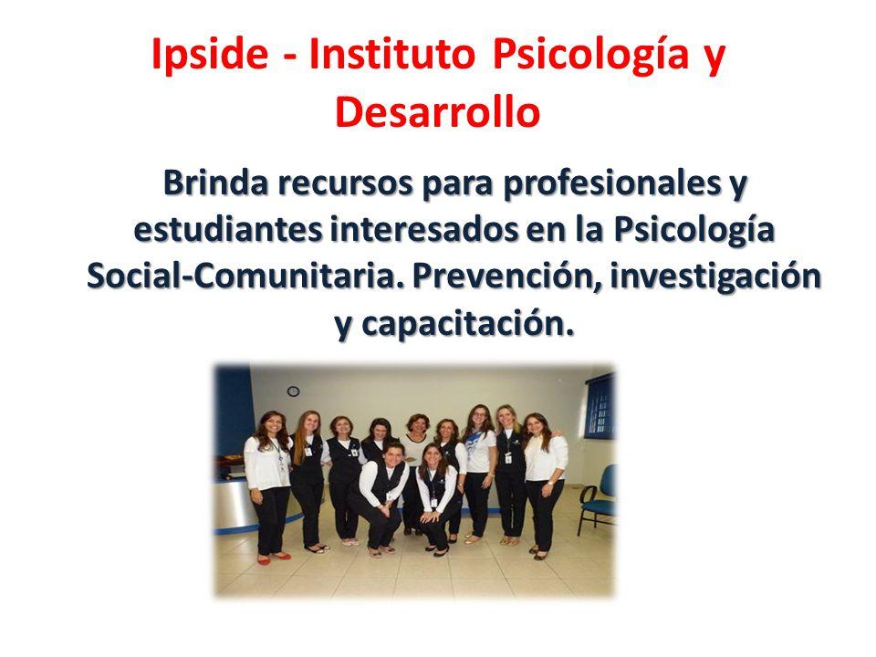 Ipside - Instituto Psicología y Desarrollo