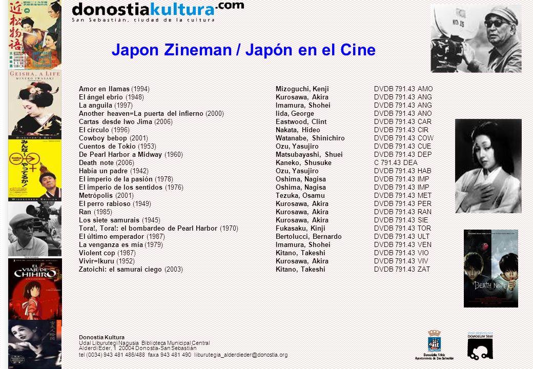 Japon Zineman / Japón en el Cine