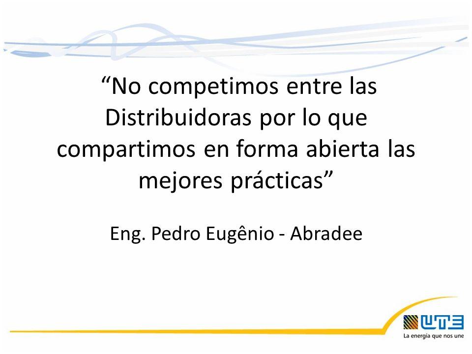 Eng. Pedro Eugênio - Abradee