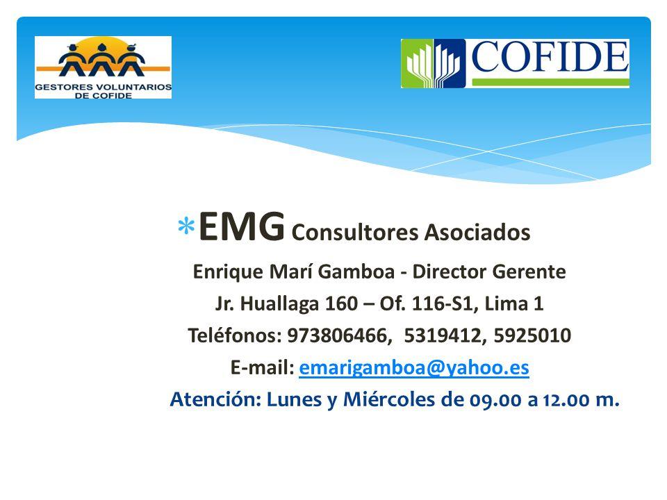 EMG Consultores Asociados