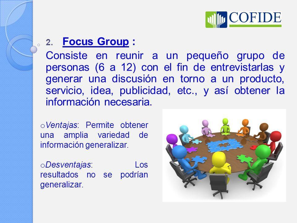 Focus Group :